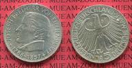 5 DM Silber Gedenkmünze 1957 J Bundesrepublik Deutschland, FRG, Germany... 151.07 £ 195,00 EUR