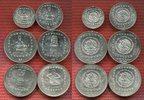 Mexico Lot von 6 Münzen 1996 & 1998 Mexico Azteken Aztecs 4 x 5 Pesos, ... 123.18 £ 159,00 EUR