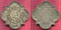 Silber plakette Silver Medal 1874 Brüssel Bruxelles Congrés Humanitaire... 508.47 £ 650,00 EUR  +  6.65 £ shipping