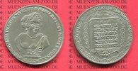 Bleiabschlag eines Talers nach 1682 Sachsen-Weimar-Eisenach, Jena Maria... 111.56 £ 145,00 EUR