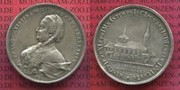 Silbermedaille späterer Nachguss 1776 Nachguss Pfalz Sulzbach Franziska... 66.49 £ 85,00 EUR  +  6.65 £ shipping