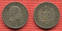5 Mark Silbermünze 1908 E Sachsen Friedrich August III. J. 136 fast vz  46.94 £ 60,00 EUR  +  6.65 £ shipping