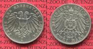 2 Mark Silber Kursmünze Circulation Coin 1901 Lübeck City Lubeck Kursmü... 293.35 £ 375,00 EUR  +  6.65 £ shipping