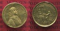 1 Dukat Gold 1745 Speyer Franz Christoph, ...