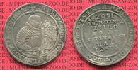 Taler 1610 Sachsen Weimar Herzogtum Friedr...