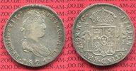 8 Reales 1821 Z R G Mexico, Mexiko unter S...