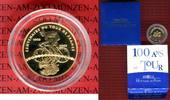 10 Euro Goldmünze 2003 Frankreich Frankrei...