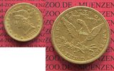 10 Dollars Goldmünze Eagle Coronet Head 1881 USA USA 10 Dollars Liberty... 514.39 £ 617,28 EUR  +  7.08 £ shipping