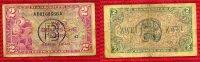 Bundesrepublik Deutschland 2 DM  Deutsche Mark Kopfgeld Bundesrepublik Deutschland, 2 DM  Deutsche Mark 1948 Kopfgeld mit B-Stempel