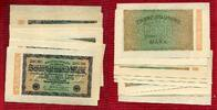 Inflation Dt. Reich 1919 - 1924 Lot  21 x ...