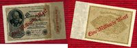 Inflation Dt. Reich 1919 - 1924 Lot  5 x  ...