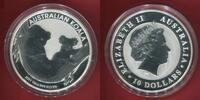 10 Unzen 10 Dollar Koala 2010 Australien Austalia 10 Ounces Silver 2010... 286.66 £ 344,00 EUR  +  7.08 £ shipping