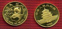 100 Yuan Panda, 1 Unze 1985 China China 1 Ounce Gold Panda Uncirculated... 1457.48 £ 1749,00 EUR  +  7.08 £ shipping