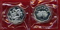 10 Yuan Lunar Drache Welle 2000 China, Volksrepublik PRC China 10 Yuan ... 428.18 £ 499,00 EUR  +  7.29 £ shipping