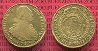 4 Escudos Gold 1795 Mexico Mexico 4 Escudos Gold 1795 M  MF, Carolus II... 645.36 £ 825,00 EUR  +  6.65 £ shipping