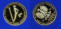 2000 Zloty Gold  1980 Polen Polen 2000 Zloty 1980 Gold Olympische Spiel... 289.44 £ 370,00 EUR  +  6.65 £ shipping