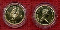1000 Dollars Lunar Serie 1981 Hong Kong Hong Kong 1000 Dollars 1979, Go... 498.45 £ 637,19 EUR  +  6.65 £ shipping