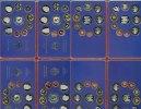 DM Kursmünzensatz komplett 4 Platten 1987 Deutschland Bundesrepublik De... 42.24 £ 54,00 EUR  +  6.65 £ shipping