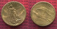 20 Dollars Dollar Gold 1927 USA St. Gaudens Typ, Double Eagle vz-prfr.  1045.69 £1373,95 EUR1004.63 £ 1320,00 EUR  +  6.47 £ shipping
