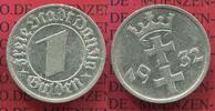 1 Gulden Nickel 1932 Danzig Danzig, Freie Stadt, 1 Gulden Nickel 1932  ... 42.31 £ 55,00 EUR