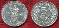Weimarer Republik Deutsches Reich 5 Mark Weimarer Republik Silber Weimarer Republik 5 Mark Rheinlandfeier 1925 E,  Silber