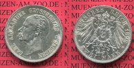2 Mark Silbermünze Kursmünze 1898 Sachsen Weimar Eisenach, Großherzogtu... 375.00 £ 450,00 EUR  +  7.08 £ shipping