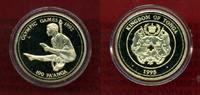 100 Pa´anga Goldmünze 1993 Tonga Tonga 100 Pa´anga Olympiade 1993 Turne... 153.19 £ 199,12 EUR