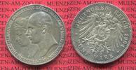 5 Mark Silbermünze 1904 Mecklenburg Schwerin Mecklenburg Schwerin, 5 Ma... 162.64 £ 195,00 EUR  +  7.09 £ shipping
