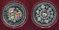 Silbermedaille mit Farbapplikation 2007 Münze Berlin Silbermedaille 5 U... 140.72 £ 185,00 EUR  +  6.47 £ shipping
