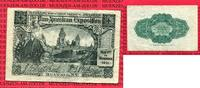 USA Souvenir Ticket in Banknotenform 1901 ...