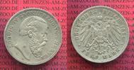 5 Mark Silbermünze 1891 Hessen Hessen 5 Mark 1891, Ludwig IV. J. 71, Ku... 664.92 £ 850,00 EUR  +  6.65 £ shipping