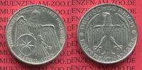 Weimarer Republik Deutsches Reich 3 Mark Weimarer Republik Commemorative... 93.92 £