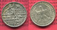 3 Mark Silber Gedenkmünze Commemorative 1927 A Weimarer Republik Deutsc... 88.13 £ 115,00 EUR  +  6.51 £ shipping