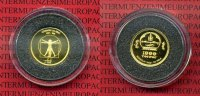 1000 Togrog Goldmünze 1/25 Unze 1999 Mongolei, Mongolia Mongolei 1000 T... 45.39 £ 59,00 EUR