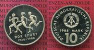 10 Mark DDR Gedenkmünze Cu/Ni 1988 DDR Eastern Germany, GDR DDR 10 Mark... 57.55 £ 69,00 EUR  +  7.09 £ shipping