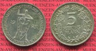 Weimarer Republik Deutsches Reich 5 Mark Weimarer Republik Gedenkmünze 1... 81.61 £