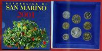 Kursmünzensatz 2001 San Marino San Marino ...