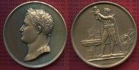 Bro Medaille von Andrieu Taufe 1811 Frankreich Frankreich Bro Medaille ... 245.83 £ 295,00 EUR  +  7.08 £ shipping