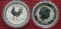 50 Cents  Lunar Serie 1,  1/2 Unze 2005 Australien, Australia Australie... 50.00 £ 60,00 EUR  +  7.08 £ shipping