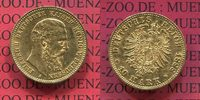 10 Mark Goldmünze 1888 Preußen, State of Prussia German Empire Preußen ... 170.01 £ 199,00 EUR  +  7.26 £ shipping