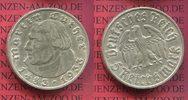 5 Reichsmark Silbermünze 1933 A III. Reich 1933-1945 III. Reich 5 Reich... 104.17 £ 125,00 EUR  +  7.08 £ shipping