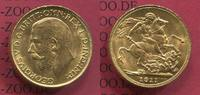 Sovereign Goldmünze 1911 England  Great Britain UK England 1911 Soverei... 254.96 £ 335,00 EUR  +  6.47 £ shipping