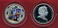 20 Dollars Silber 3 Unzen 2011 Cook-Inseln, Cook Islands Masterpieces o... 250.40 £ 329,00 EUR  +  6.47 £ shipping