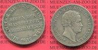 1 Taler Ausbeutetaler Silbermünze 1837 Preußen Königreich Preußen Ausbe... 65.40 £ 85,00 EUR