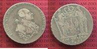 Taler Friedrich Wilhelm II. Silber 1791 E Brandenburg Preußen Preußen T... 150.02 £ 195,00 EUR