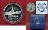 Silbermünze 5 Dinar 1991 Kuwait Erster Jahrestag des Befreiungstages im... 62.85 £ 75,00 EUR  +  7.12 £ shipping