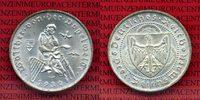 3 Mark Silber Gedenkmünze 1930 D Weimarer Republik, Deutsches Reich Wal... 76.17 £ 99,00 EUR