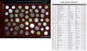 Münzbox 52 Münzen 2005 u. A. Vatikan Große Vatikan Kollektion Münzbox m... 191.57 £ 249,00 EUR