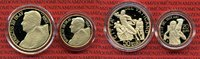 20 und 50 Euro Gold 2009 Vatikan, Vatican Vatikan 20 und 50 Euro Gold 2... 845.52 £1099,00 EUR768.58 £ 999,00 EUR