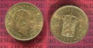 10 Gulden Goldmünze Kursmünze 1932 Niederlande Holland Niederlande, Hol... 174.64 £ 227,00 EUR